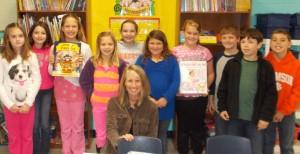 Author visit Dorchester Academy 1